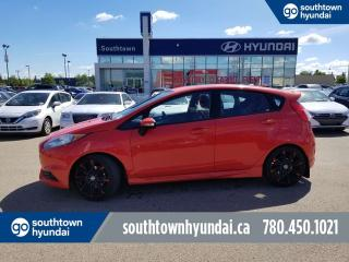 Used 2015 Ford Fiesta ST/LEATHER/SUNROOF/HEATED SEATS for sale in Edmonton, AB
