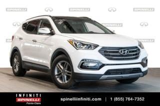 Used 2017 Hyundai Santa Fe Sport Luxury Toit for sale in Montréal, QC