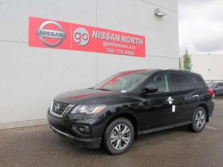 Used 2019 Nissan Pathfinder SL/4WD/360 CAM/HEATED SEATS for sale in Edmonton, AB