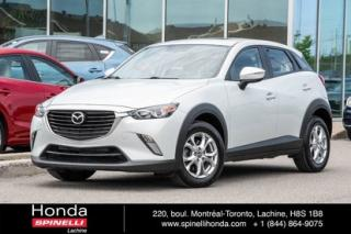 Used 2016 Mazda CX-3 Gs Awd Cuir Toit Awd for sale in Lachine, QC