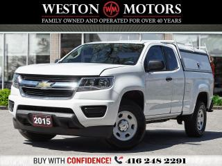 Used 2015 Chevrolet Colorado 2WD*EXTENDED CAB*PWR GRP*REVERSE CAMERA!!* for sale in Toronto, ON