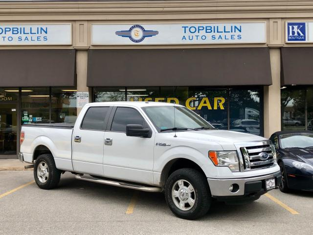 2012 Ford F-150 XLT 4X4 CrewCab, Bed Cover