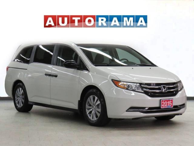 2015 Honda Odyssey SE Backup Cam 8-Passenger