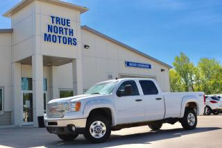 Used 2012 GMC Sierra 2500 SLE Crew Cab Long Box Clean Carfax for sale in Selkirk, MB