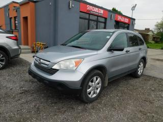 Used 2007 Honda CR-V EX for sale in St. Thomas, ON
