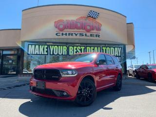 Used 2018 Dodge Durango BLACKTOP+NAV+DVD+LEATHER+LOADED for sale in Toronto, ON