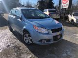 Photo of Blue 2011 Chevrolet Aveo5