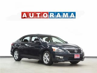 Used 2015 Nissan Altima SL LEATHER SUNROOF BACKUP CAM for sale in Toronto, ON