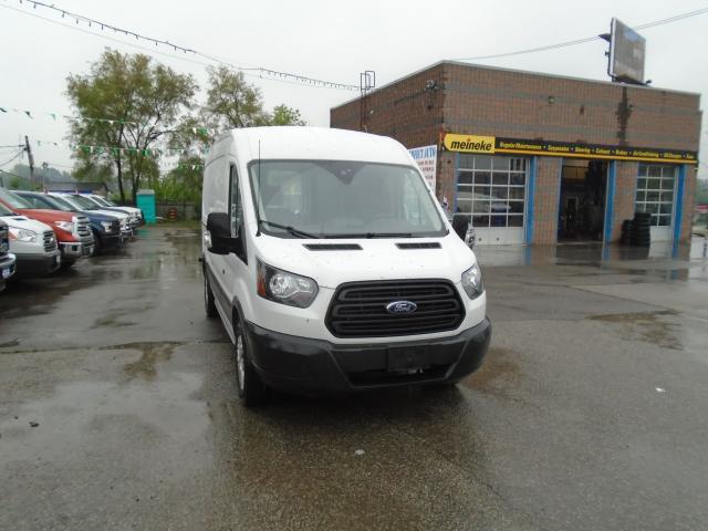 2018 Ford Transit 250 MEDIUM ROOF 148 WHEEL BASE