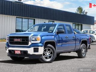 Used 2015 GMC Sierra 1500 SLE,4X4,TOW PKG,R/V CAM,B.TOOTH for sale in Barrie, ON