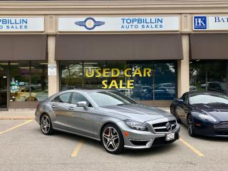 Used 2012 Mercedes-Benz CLS-Class CLS 63 AMG, Carbon Fiber Pkg for sale in Vaughan, ON