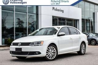 Used 2011 Volkswagen Jetta HIGHLINE for sale in Pickering, ON