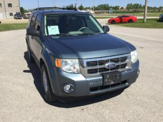 Used 2010 Ford Escape XLT   AS IS PRICE for sale in Harriston, ON