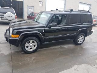 Used 2006 Jeep Commander for sale in North York, ON
