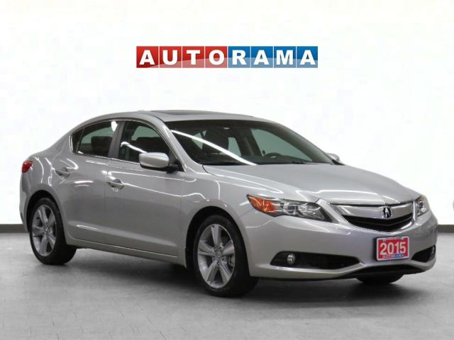 2015 Acura ILX PREMIUM PKG LEATHER SUNROOF BACKUP CAM