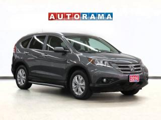 Used 2014 Honda CR-V Touring Pkg AWD Navigation Leather Sunroof Backup for sale in Toronto, ON