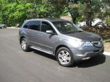 Photo of Gray 2008 Acura MDX