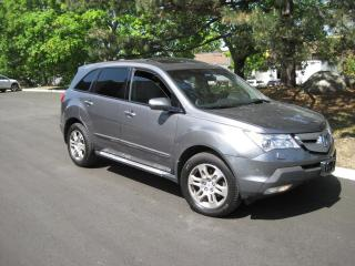 Used 2008 Acura MDX ONLY 141,342 KMS!! for sale in Toronto, ON