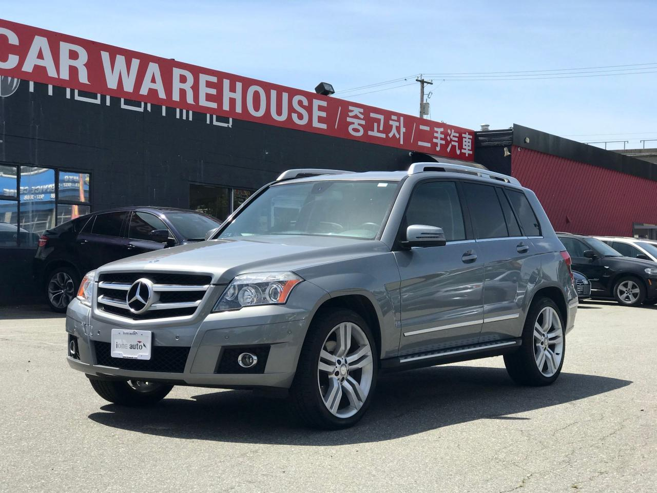 Used 2010 Mercedes Benz Glk Class Glk 350 For Sale In Coquitlam