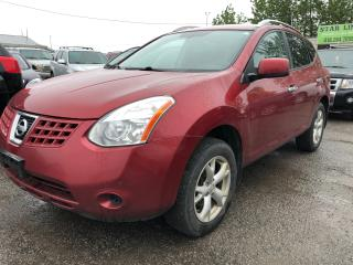 Used 2010 Nissan Rogue SL for sale in Pickering, ON