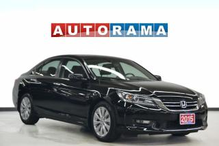 Used 2015 Honda Accord EX-L LEATHER SUNROOF BACKUP CAM for sale in Toronto, ON