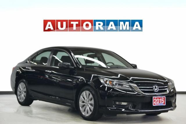 2015 Honda Accord EX-L LEATHER SUNROOF BACKUP CAM
