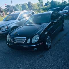 2003 Mercedes-Benz E-Class GERMAN IMPORT LUXURY SEDAN