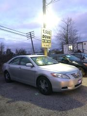 2007 Toyota Camry LIKE NEW MICHELINE X-ICE WINTER TIRES+ ALL SEASON