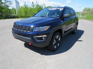 Used 2018 Jeep Compass Trailhawk for sale in Fredericton, NB