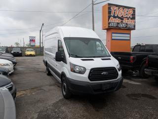 Used 2018 Ford Transit T250 CARGO VAN*HIGH ROOF**EXTENDED**ONLY 34,000KM for sale in London, ON