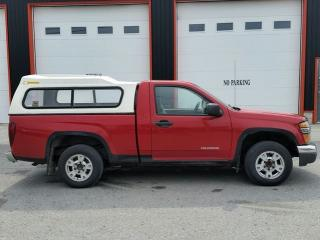 Used 2005 Chevrolet Colorado REG CAB for sale in Jarvis, ON