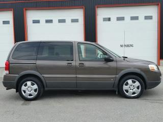 Used 2009 Pontiac Montana SV6 for sale in Jarvis, ON