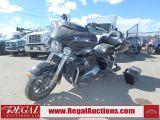 Photo of Black 2014 Harley-Davidson FLHTCU