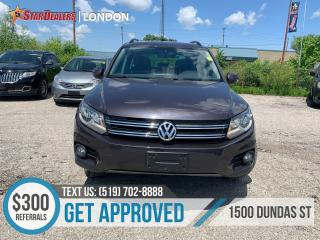 Used 2016 Volkswagen Tiguan for sale in London, ON