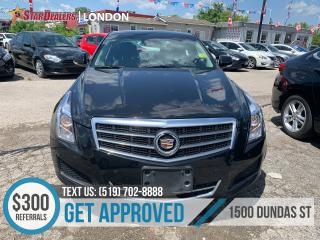 Used 2013 Cadillac ATS for sale in London, ON