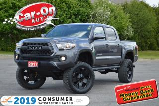 Used 2017 Toyota Tacoma TRD Off Road 4X4 V6 PREMIUM & TECH PKG LOADED for sale in Ottawa, ON