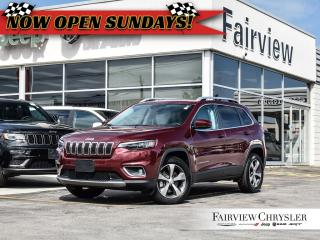 Used 2019 Jeep Cherokee Limited 4X4 for sale in Burlington, ON