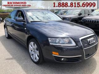 Used 2008 Audi A6 3.2 (A6) for sale in Richmond, BC
