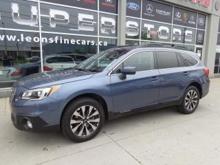 Used 2015 Subaru Outback 3.6R Limited Package w/Technology for sale in Etobicoke, ON