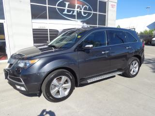 Used 2013 Acura MDX Tech Pkg Navigation AWD 7Passengers for sale in Etobicoke, ON