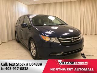 Used 2014 Honda Odyssey EX-L NAVI for sale in Calgary, AB