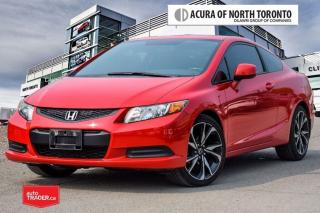 Used 2012 Honda Civic Coupe EX-SR at No Accident| Bluetooth for sale in Thornhill, ON