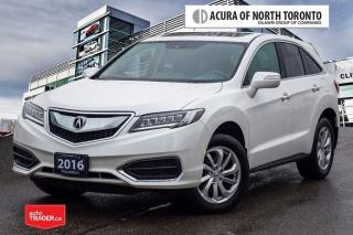 Used 2016 Acura RDX Tech at No Accident| 7yrs Warranty Included for sale in Thornhill, ON