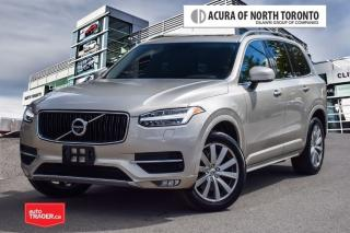 Used 2016 Volvo XC90 T6 AWD Momentum No Accident| 360 Camera| GPS for sale in Thornhill, ON