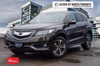 Used 2017 Acura RDX Elite at 3 DAY Sales Event ON NOW No Accident| Rem for sale in Thornhill, ON