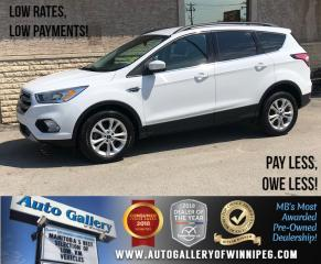 Used 2017 Ford Escape 2017 Ford Escape - FWD 4dr SE for sale in Winnipeg, MB
