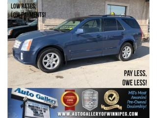 Used 2009 Cadillac SRX V6 *AWD/Leather/Sunroof for sale in Winnipeg, MB