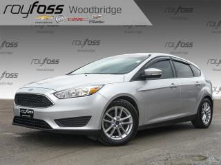 Used 2016 Ford Focus HEATED SEATS/STEERING WHEEL, BACKUP CAM for sale in Woodbridge, ON