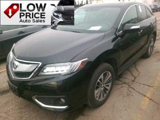 Used 2016 Acura RDX ElitePkg*Navi*Camera*BlindSpot*FullOpti* for sale in Toronto, ON