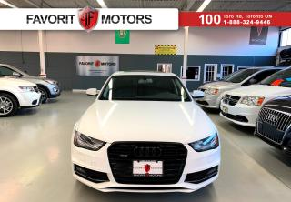 Used 2015 Audi A4 *CERTIFIED* |NAV|LEATHER|CARBON FIBRE|+++ for sale in North York, ON